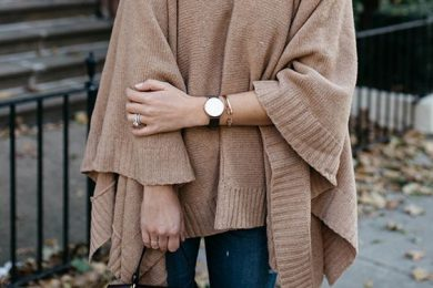 8 Must Have Sweater Styles For A Perfect Winter Wardrobe