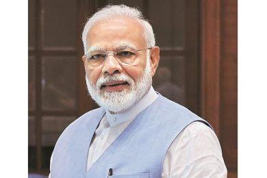 PM Modi wishes evreyone Happy New Year