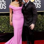 Priyanka Chopra And Nick Jonas At The 77th Golden Globe Awards