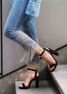Revamp old pair of denims and jeans
