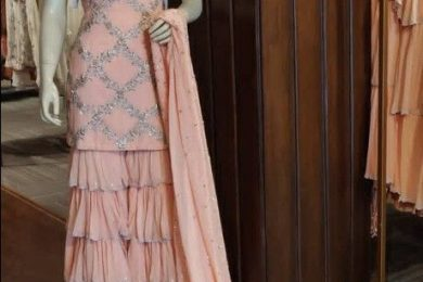 Sharara kurta designs