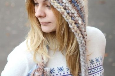 Different types of hats for winter