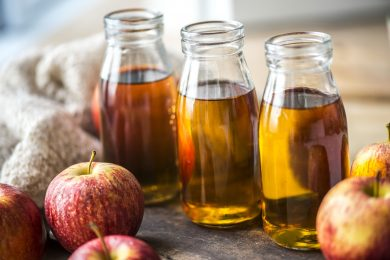 Beauty Benefits Of Using Apple Cider Vinegar For Hair