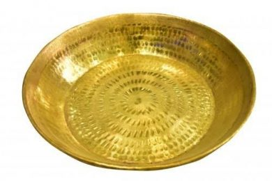 Brass utensils for cooking food