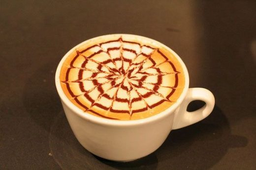 Coffee Latte Art Designs