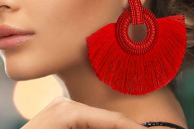 DIY: 10 Ways To Make Tassel Earrings