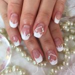 This Valentine's Day Wear Your Heart Out With These Interesting French Manicure Designs