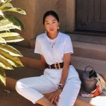 7 Ways To Rock A White Trouser Look In Summers