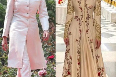 Ivanka Trump Wins Our Heart: Goes Desi By Wearing Creations From These Indian Designers