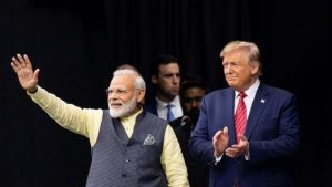 Namaste Trump, US President Tweets in Hindi