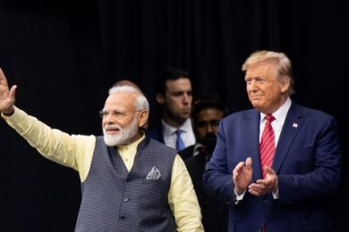 US President Donald Trump Tweets In Hindi, PM Modi Replies 'Athithi Devo Bhava'!