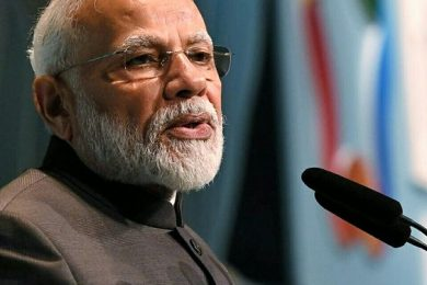 PM Modi urges students to remain happy and stress free during exams