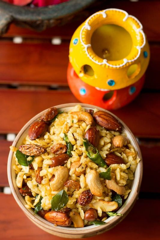 Poha namkeen recipe