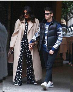 Priyanka Chopra And Nick Jonas celebrate Valentine's Day