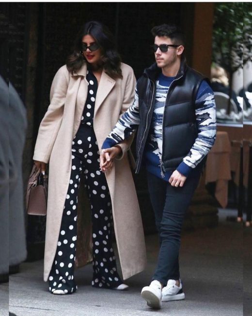 Priyanka Chopra And Nick Jonas celebrate Valentine's Day