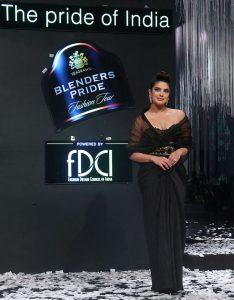 Priyanka Chopra At Blender's Pride Fashion Tour 2020