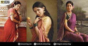 Raja Ravi Verma paintings recreated by actors for NAAM foundation 2020 calendar