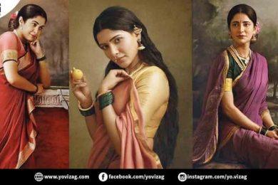 Photographer G Venket Ram Brings Raja Ravi Verma Paintings To Life For NAAM Foundation 2020 Calendar