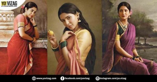 Raja Ravi Verma paintings recreated by actors for NAAM foundation 2020 calendar