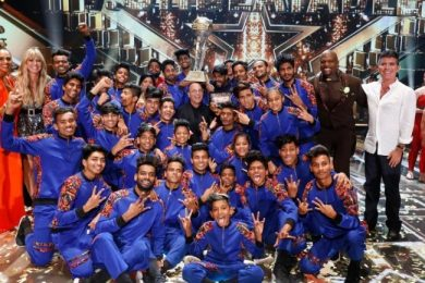 Mumbai Based V Unbeatable wins 'America's Got Talent: The Champions'