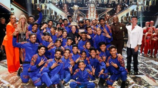 V Unbeatable wins America's Got Talent