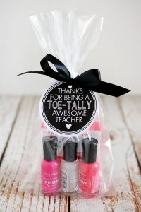 Valentines Day favor idea to gift your teachers