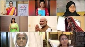 7 women who took over PM Modi's Twitter account on International Women's Day