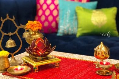 Holi decor ideas