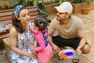 This Is How Celebs Wished Happy Holi