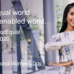 An Equal World Is An Enabled World, #EachforEqual Is The Theme For International Women's Day 2020