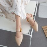 Nude Footwear Color Guide