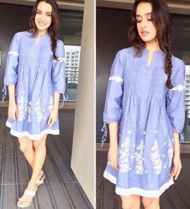 Shraddha Kapoor summer outfits
