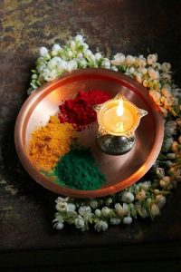 Ways To Present Holi Colors In Style