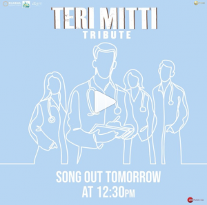 Akshay Kumar pays tribute to doctors with a heartfelt Teri Mitti song
