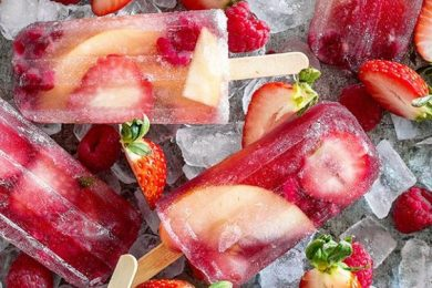 4 Homemade Pop-sickle Ideas Made From Fresh Fruits