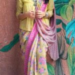 Interesting things to pair with a saree