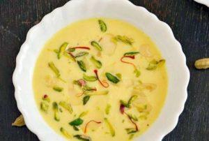Mango basundi, recipes for akshaya tritiya