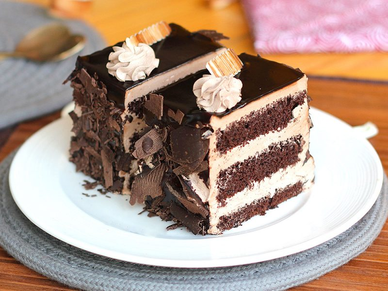 No bake chocolate pastry recipe for lockdown
