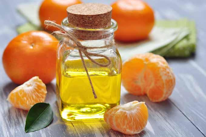 Orange peel uses, orange peel infused oil