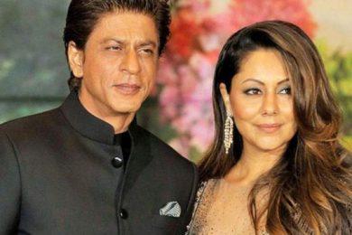 Shah Rukh Khan and Gauri Khan turn their office space into quarantine center