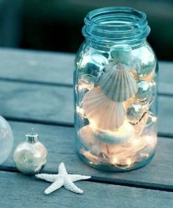 Shell crafts to do yourself
