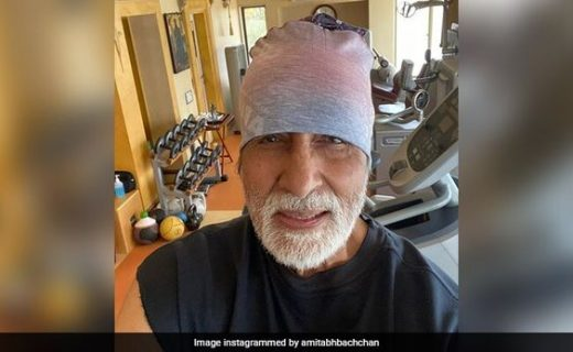 Amitabh Bachchan inspiring post