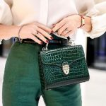Bags which look flattering On a petite figure