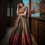 Use Old Silk Saree's To Make Elegant Lehnga Sets