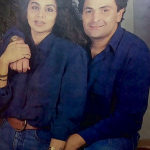 Neetu Kapoor Pens Down A Heartfelt Note For Rishi Kapoor On His First Month Death Anniversary