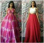 No sew, no cut saree dress drape