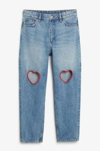 Paint and revamp old denims