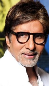 The Shehanshah of Bollywood Amitabh