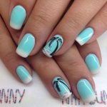 Beach Inspired Nail Art Designs