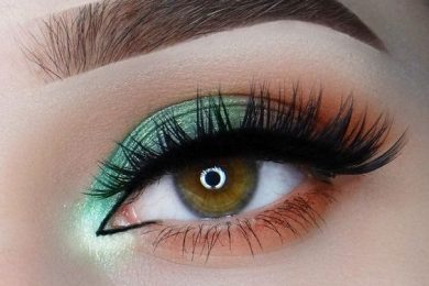 Independence Day Eye Makeup Ideas